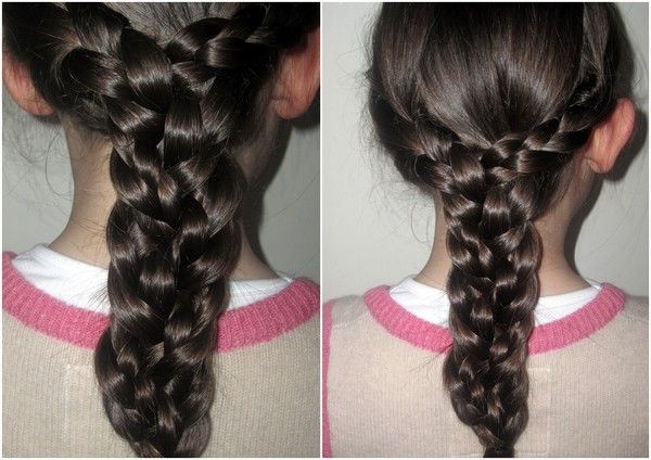 Inception Braid   Hair And Makeup!   Hair, Long Hair Styles Pertaining To Newest Mermaid Inception Braid Hairstyles (View 2 of 25)