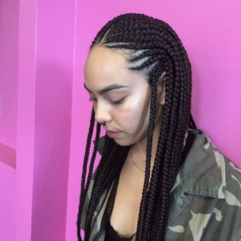 Kay Z African Hair Braiding – 279 Photos & 27 Reviews – Hair Within 2018 Back And Forth Skinny Braided Hairstyles (View 17 of 25)