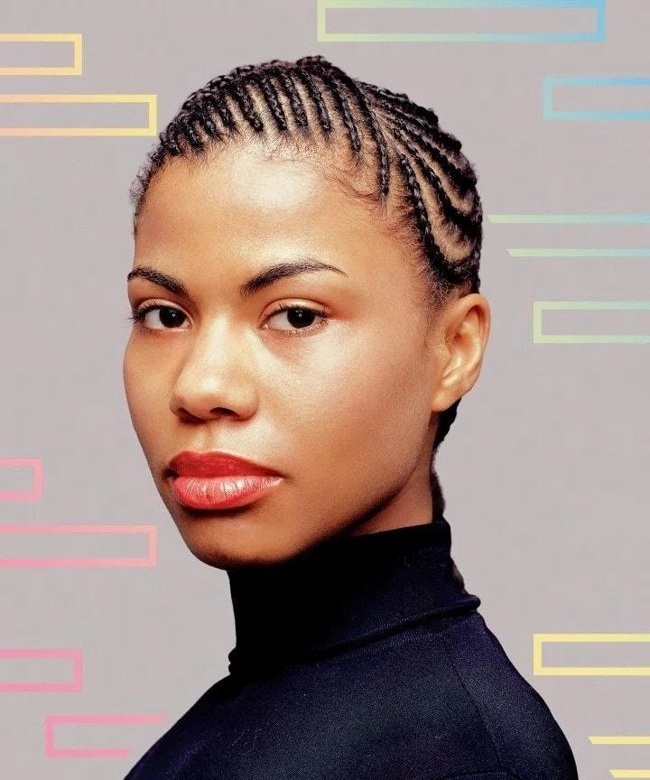 Latest Nigerian Cornrow Hairstyles ? Tuko.co (View 17 of 25)