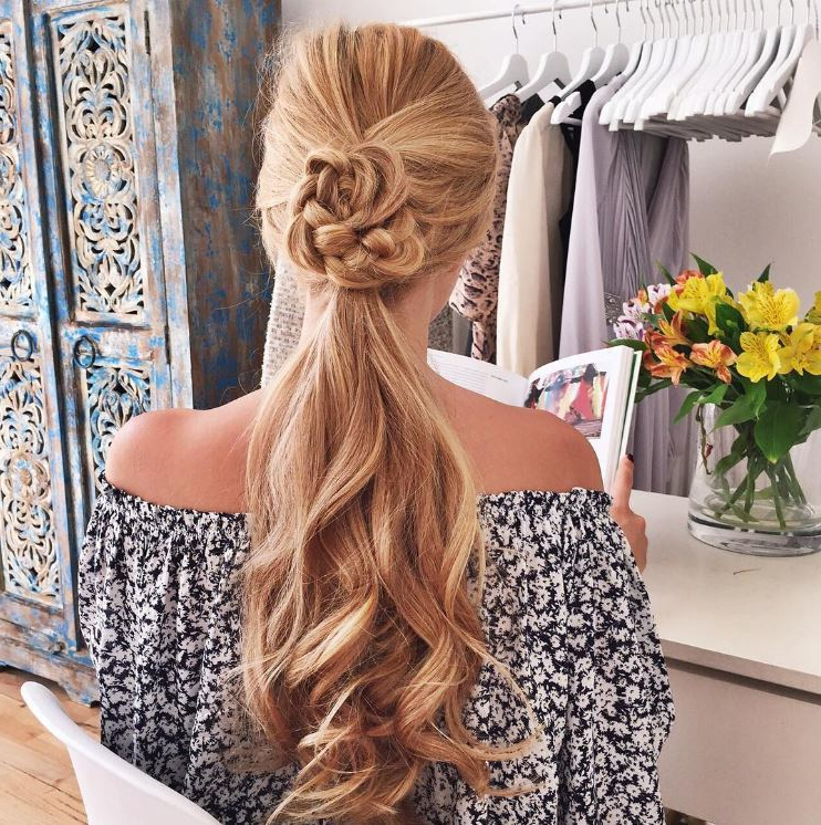 Long Blonde Hair Ideas: The 22 Best Styles You Should Try Out! With Most Recent Long Blonde Braid Hairstyles (View 12 of 25)