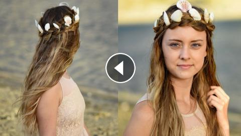 Mermaid Crown Braid | Halloween Hairstyles | Cute Girls In 2018 Mermaid Crown Braid Hairstyles (View 24 of 25)