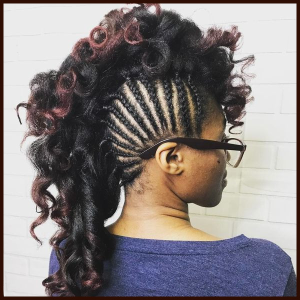 Mohawk Hairstyles With Braids Weave 94511 Mohawk Braid Within Current Black Twisted Mohawk Braid Hairstyles (View 18 of 25)