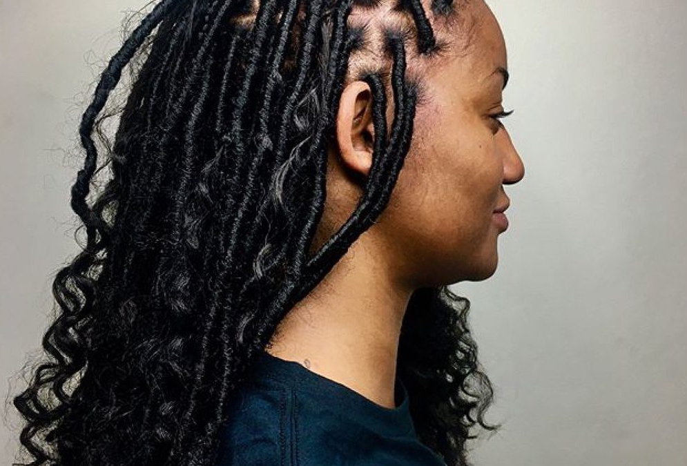 Natural Hair: 10 Hairstyles You Need To Try This Winter With Current Faux Halo Braided Hairstyles For Short Hair (View 20 of 25)