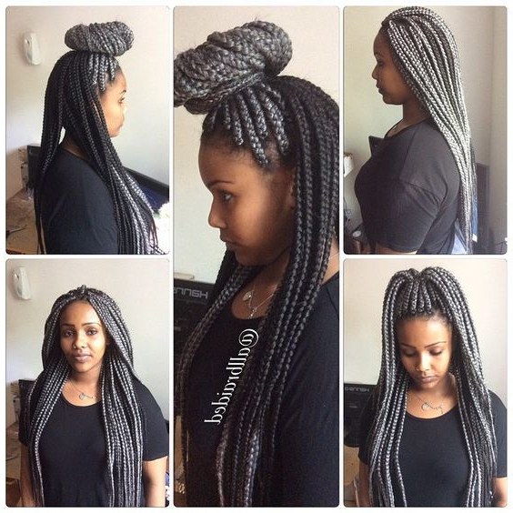 Only $20.99 Jiameisi Two Tone Ombre Jumbo Braid Hair with Current Two-Tone Twists Hairstyles With Beads