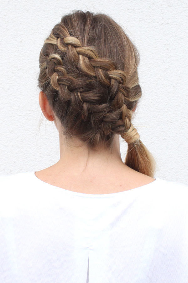 Our Best Braided Hairstyles For Long Hair - More inside Most Current Fancy Braided Hairstyles