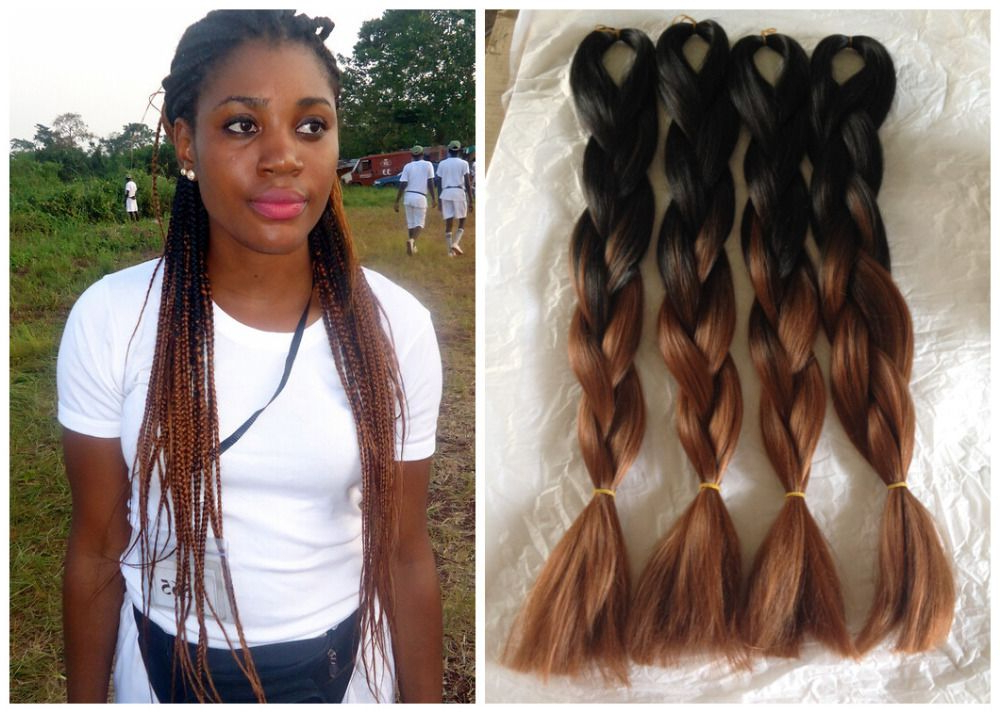 Pin On Bantu Knots With Regard To Most Popular Light Brown Braid Hairstyles (View 24 of 25)
