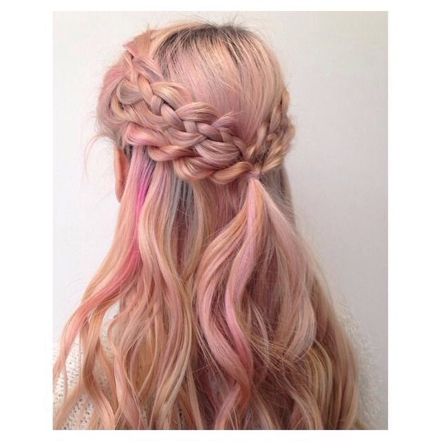 Pin On Hair With Latest Loose 4 Strand Rope Braid Hairstyles (View 3 of 25)