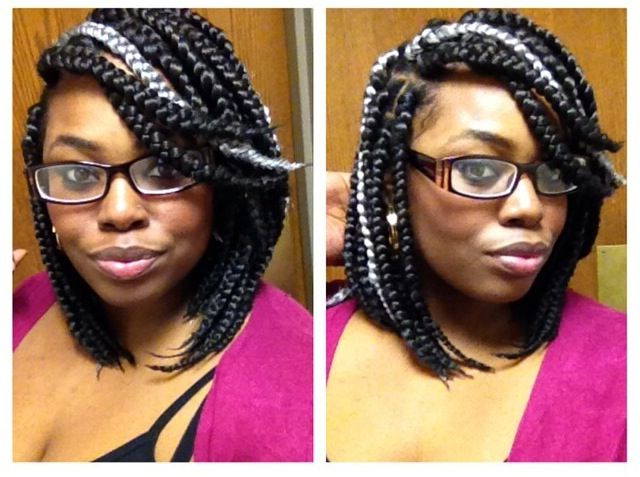 Pin On Hair? In Most Recently Bumped And Bobbed Braided Hairstyles (View 12 of 25)
