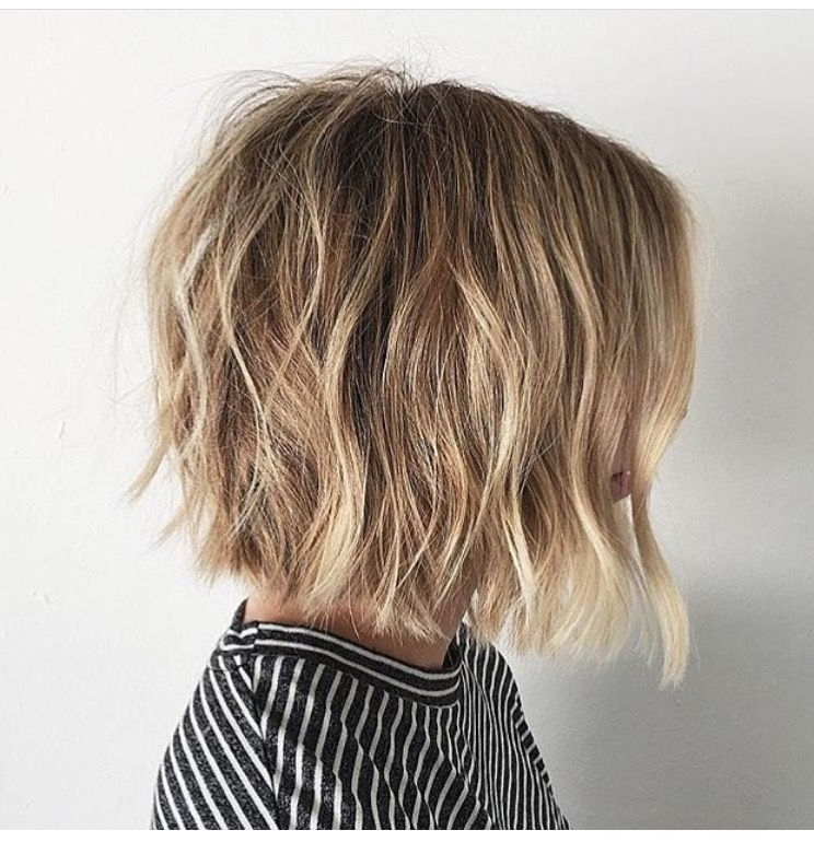 Pin On My Style In Most Current Simple, Chic And Bobbed Hairstyles (View 22 of 25)
