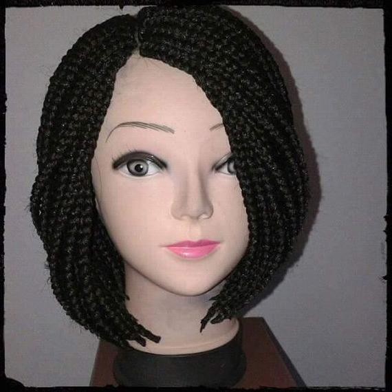 Pin On Products In Current Side Parted Braided Bob Hairstyles (View 20 of 25)