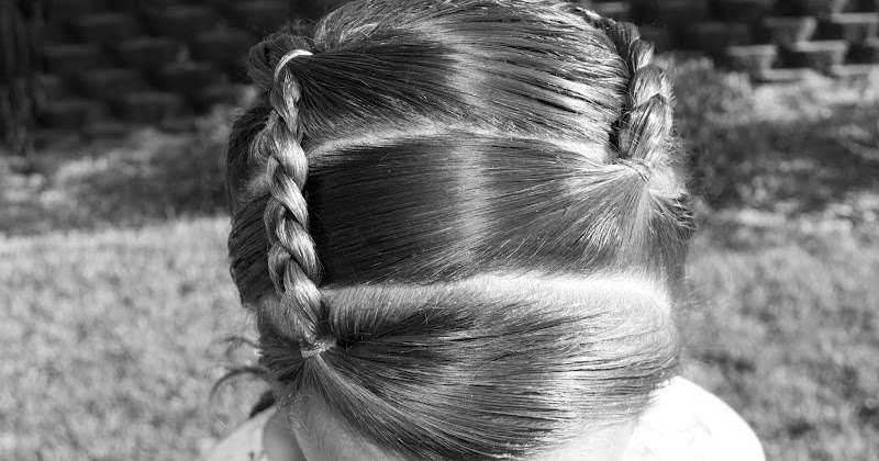 Princess Piggies: Back & Forth Puffy Braids For Latest Back And Forth Skinny Braided Hairstyles (View 22 of 25)