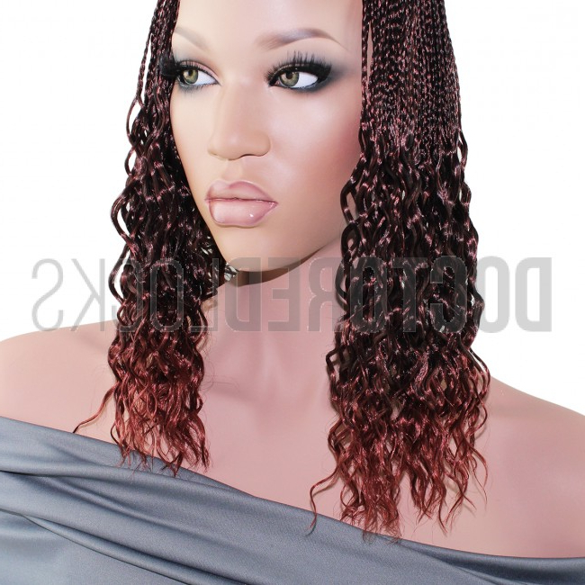 Rastafri Water Wave | Kanekalon Microbraids Intended For Most Recent Crochet Micro Braid Hairstyles Into Waves (View 9 of 25)