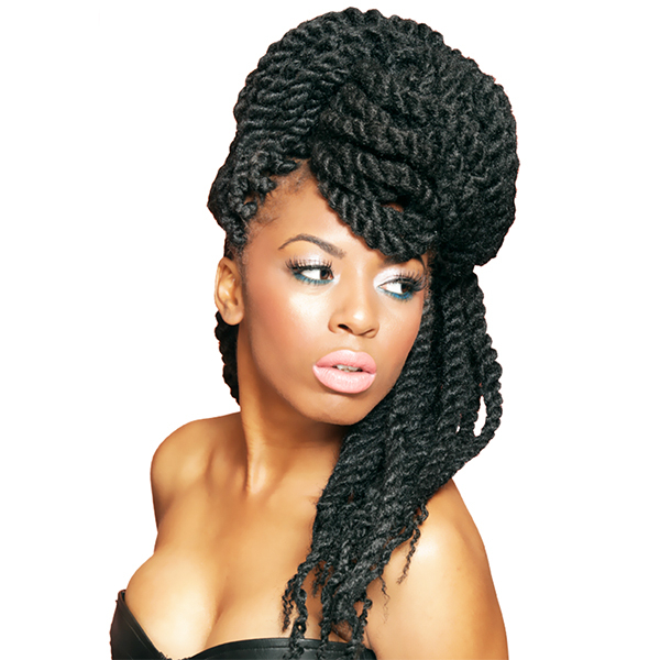 [Royal Silk Braid] Afro Braid Inside Current Royal Braided Hairstyles With Highlights (View 22 of 25)