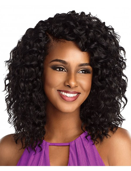 """Sensationnel Lulutress 3X Pre Looped Crochet Fluffy Braid Out 10"""" In Most Popular Purple Passion Chunky Braided Hairstyles (View 18 of 25)"""