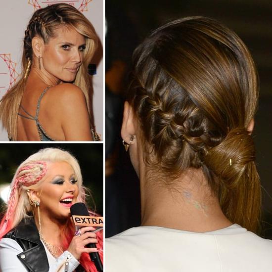 Side Braided Hairstyles   Popsugar Beauty In Most Up To Date One Side Braided Hairstyles (View 13 of 25)