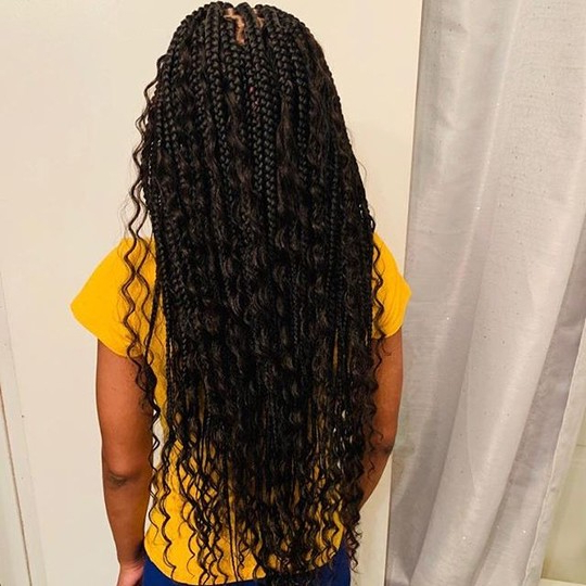 Tara Hair Stylist   Book Online With Styleseat Regarding Latest Partial Updo Rope Braids With Small Twists (View 19 of 25)