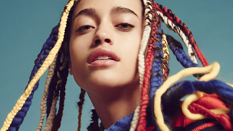 The Best Yarn Braid Hairstyles To Spice Up Your Look – The Intended For Most Recently Yarn Braid Hairstyles Over Dreadlocks (View 14 of 25)