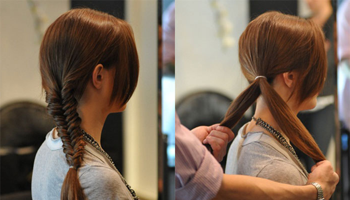 The Fishtail Braid Made Simple For Current Oversized Fishtail Braided Hairstyles (View 25 of 25)