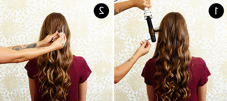 This Messy Mermaid Braid Is Your New Must Try Hairstyle – More Intended For Most Popular Mermaid Crown Braid Hairstyles (View 14 of 25)