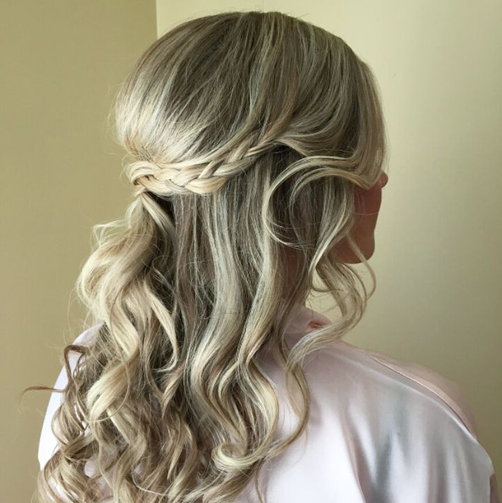 Top 19 Bohemian Hairstyles Trending In 2019 In Most Current Boho Half Braid Hairstyles (View 12 of 25)