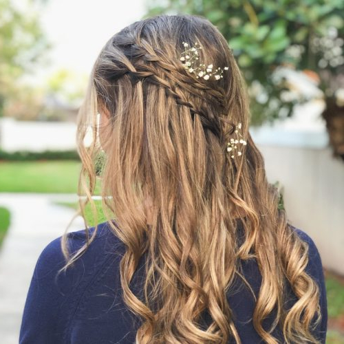Top 19 Bohemian Hairstyles Trending In 2019 Intended For Most Recently Chic Bohemian Braid Hairstyles (View 15 of 25)