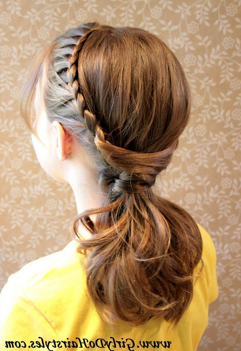 Top 20 Braided Hairstyles Tutorials – Pretty Designs Throughout Current Medieval Crown Braided Hairstyles (View 11 of 25)