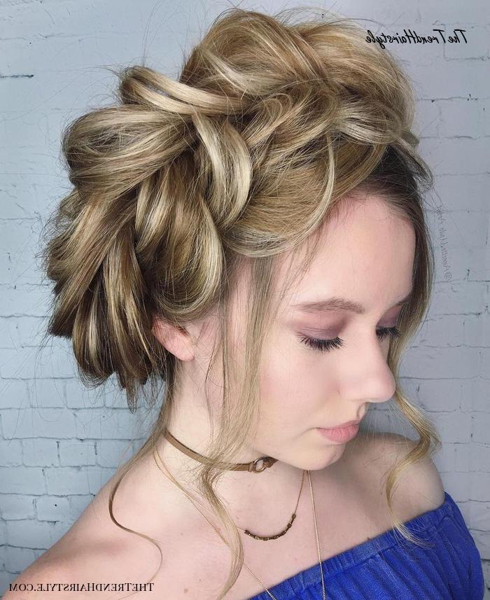 Featured Photo of Voluminous Halo Braided Hairstyles