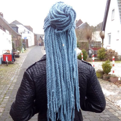 Yarn Braids – What They Are, How To Do Them, And Picture Within Recent Blue And Gray Yarn Braid Hairstyles With Beads (View 22 of 25)