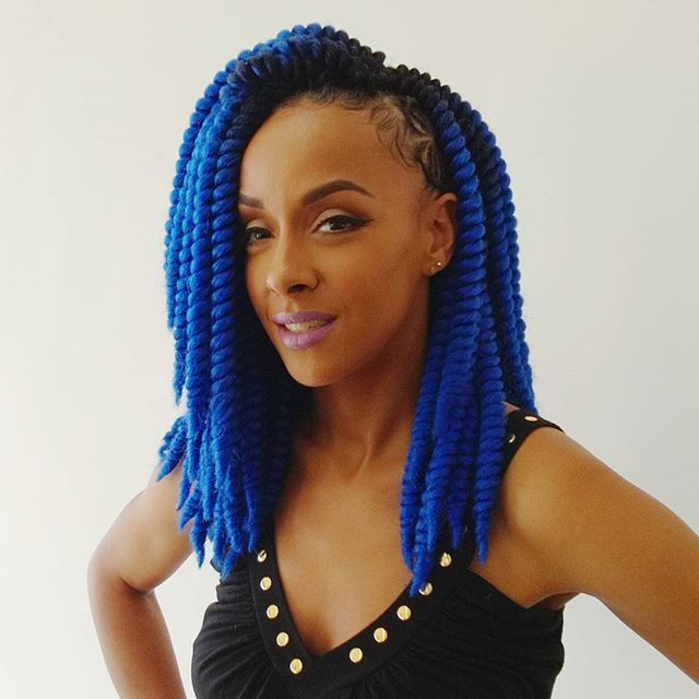 Zury Havana Twist Braid 14 Inches | Beautiful Hairstyles With Most Up To Date Blue Twisted Yarn Braid Hairstyles For Layered Twists (View 19 of 25)