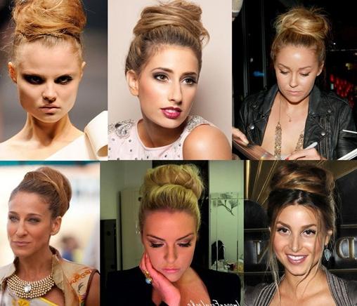10 High Bun Tutorials: Cute Hairstyles For Everyday – Pretty With Regard To High Bun Hairstyles With Braid (View 23 of 25)