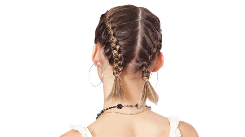 10 Sexy French Braid Hairstyles You Need To Try – The Trend With Regard To Most Up To Date French Braid Low Chignon Hairstyles (View 19 of 25)