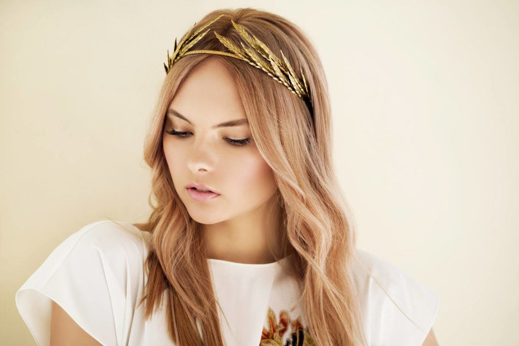10 Trendy Headband Hairstyles For 2019 | All Things Hair Usa With Ethereal Updo Hairstyles With Headband (View 17 of 25)