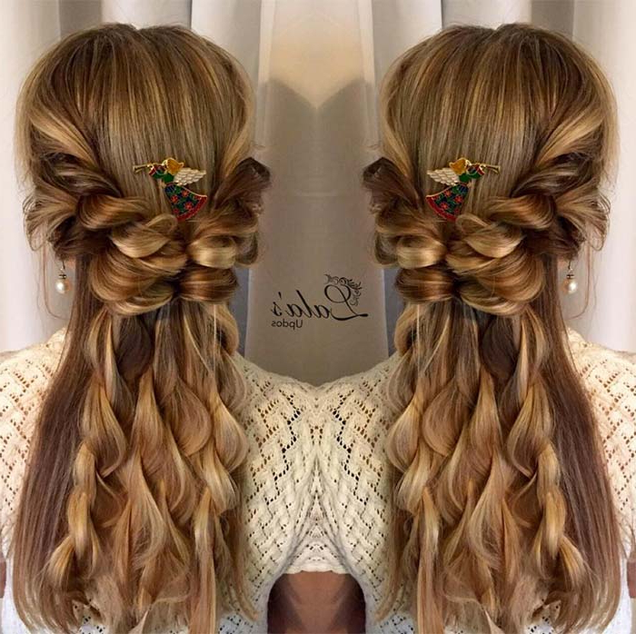 100 Ridiculously Awesome Braided Hairstyles To Inspire You For Best And Newest Loosely Tied Braided Hairstyles With A Ribbon (View 5 of 25)
