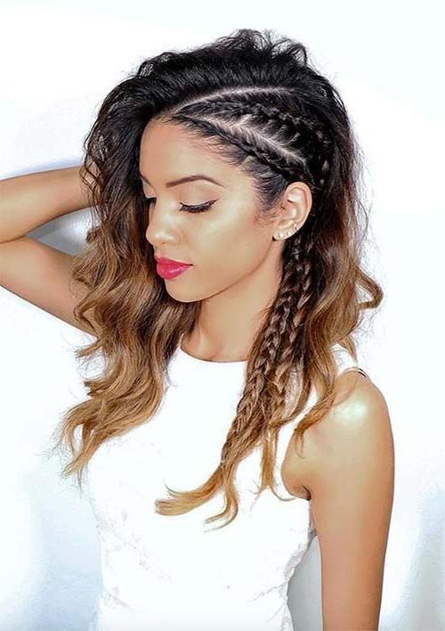100 Ridiculously Awesome Braided Hairstyles To Inspire You Throughout 2020 Faux Undercut Braided Hairstyles (View 19 of 25)