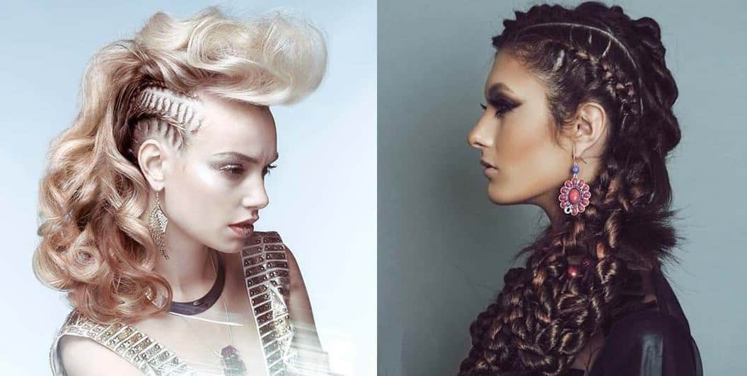 11 Splendid Undercut Braids For Women To Rock [2019 Trend] Pertaining To Most Up To Date Faux Undercut Braided Hairstyles (View 4 of 25)
