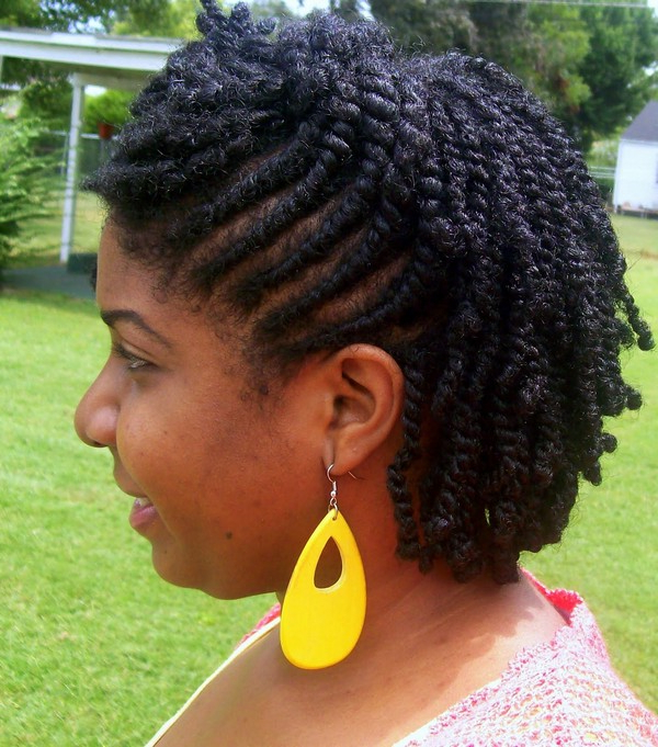 14 Best Tree Braids Styles That Are Completely Stunning With Regard To Most Popular Braids And Bouffant Hairstyles (View 15 of 25)
