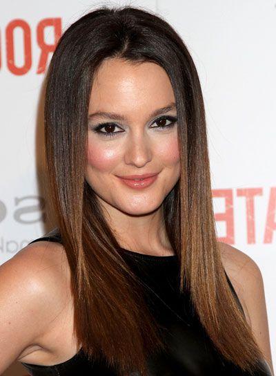 15+ Elegant Sleek Straight Hairstyles For Women: Long With Regard To Straight And Sleek Hairstyles (View 2 of 25)