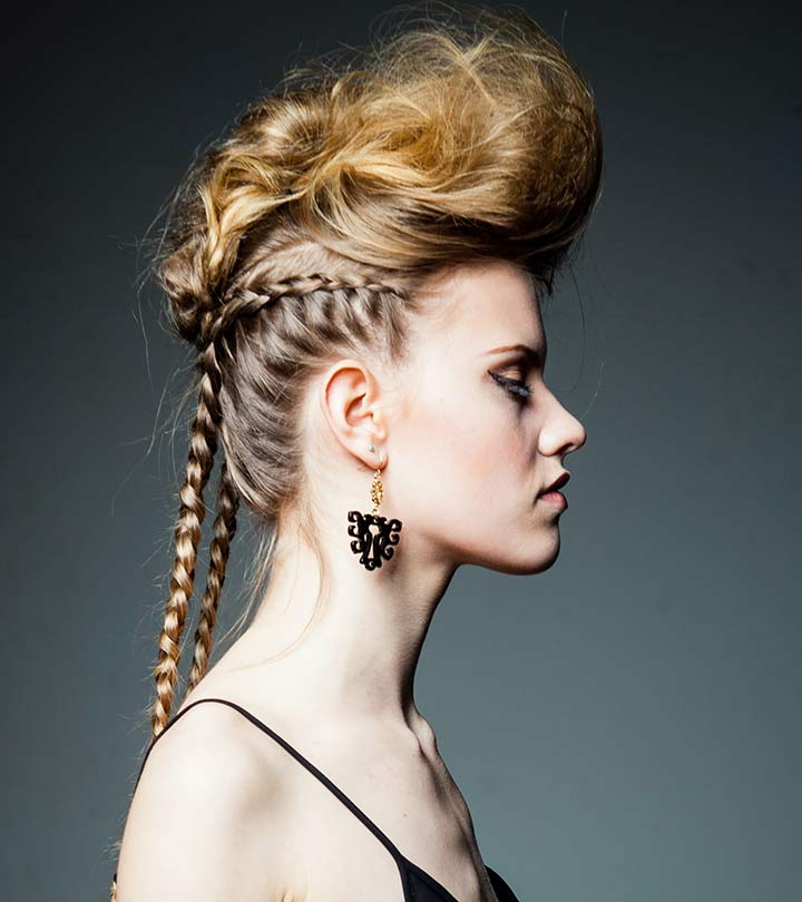 20 Best Braided Hairstyles With Shaved Sides And Faux Undercut Pertaining To Current Faux Undercut Braided Hairstyles (View 2 of 25)
