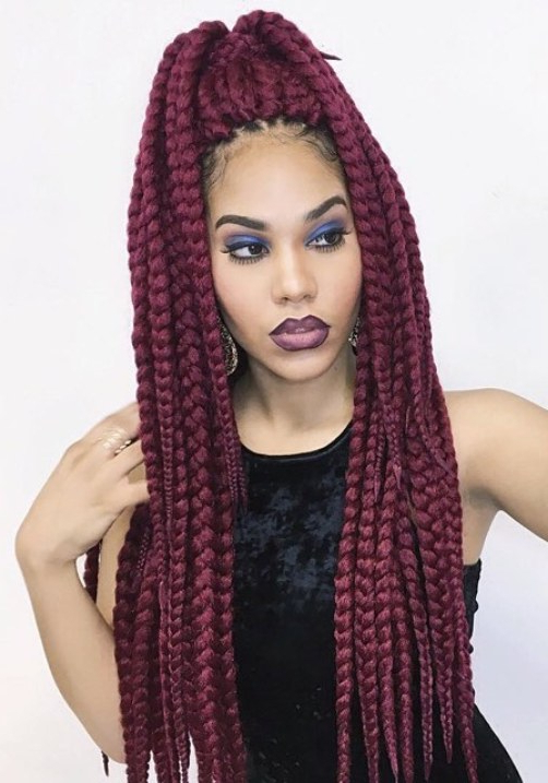 20 Voguish Braided Hairstyles For Most Popular Halo Braided Hairstyles With Long Tendrils (View 23 of 25)