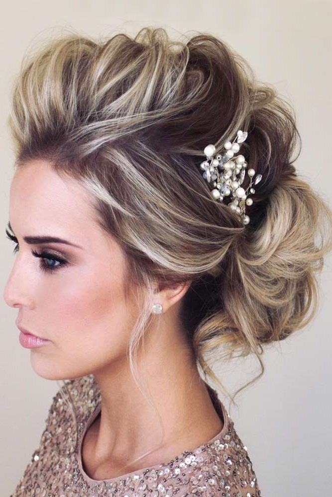 24 Cool And Daring Faux Hawk Hairstyles For Women | Wedding For Twisted Faux Hawk Updo Hairstyles (View 21 of 25)