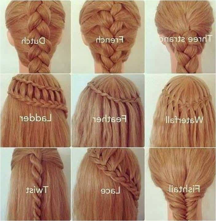 25 Easy Hairstyles With Braids (How To) Within Newest Three Strand Long Side Braided Hairstyles (View 23 of 25)