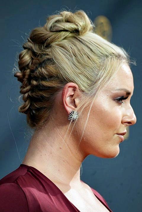 29 Interessante Geflochtene Frisuren Für Frauen | Trend Bob Throughout Most Current Tipped Box Braid Spiral Bun Hairstyles (View 12 of 25)