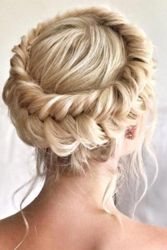 30 Proofs That A Fishtail Braid Is Must Try | Lovehairstyles Pertaining To Fishtail Braid Updo Hairstyles (View 8 of 25)