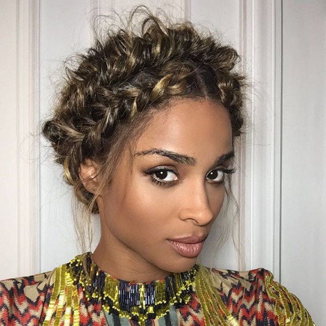 30 Royal Crown Braid Styles For The Modern Goddess Within Most Recent Halo Braided Hairstyles With Long Tendrils (View 21 of 25)