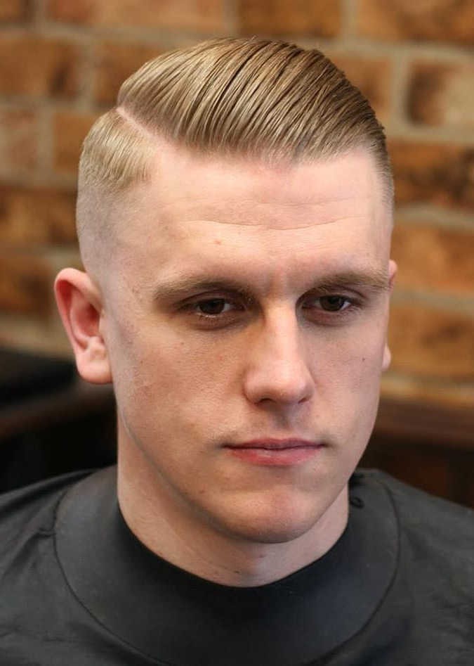30 Side Part Haircuts: A Classic Style For Gentlemen In Simple Side Part Hairstyles (View 14 of 25)