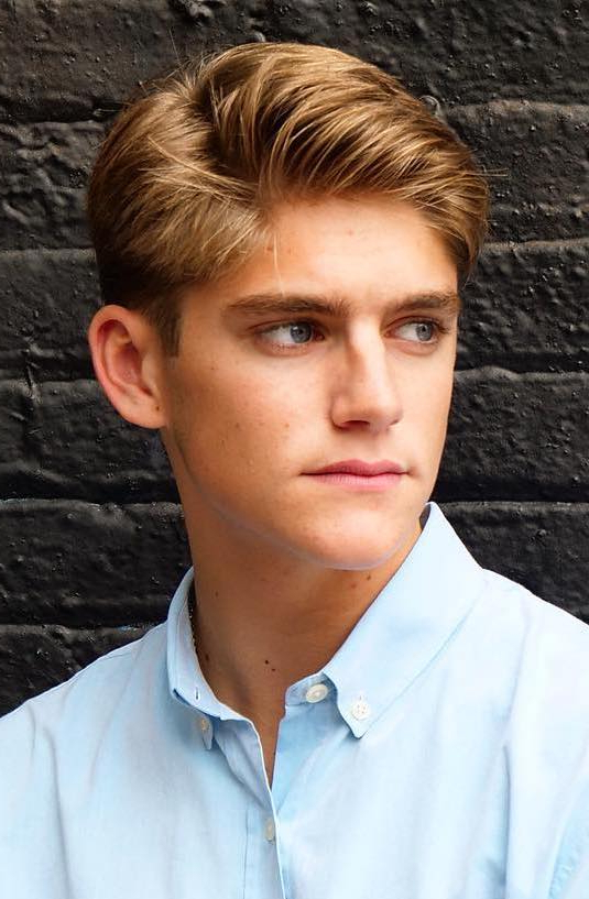 30 Side Part Haircuts: A Classic Style For Gentlemen Pertaining To Simple Side Part Hairstyles (View 10 of 25)