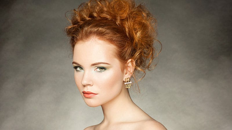30 Stunning Prom Hairstyles For 2019 – The Trend Spotter Inside Naturally Textured Updo Hairstyles (View 11 of 25)