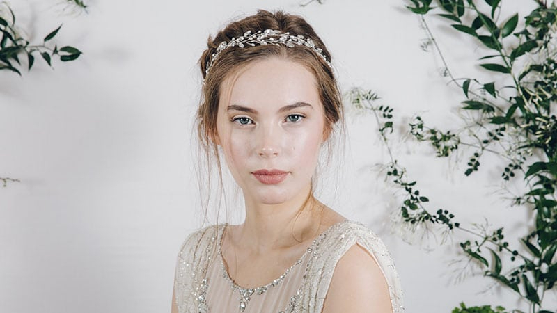 30 Stunning Prom Hairstyles For 2019 – The Trend Spotter Regarding Ethereal Updo Hairstyles With Headband (View 2 of 25)