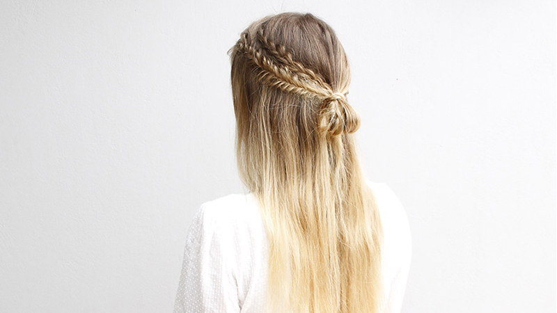 30 Stunning Prom Hairstyles For 2019 – The Trend Spotter With Most Up To Date Loosely Tied Braided Hairstyles With A Ribbon (View 16 of 25)