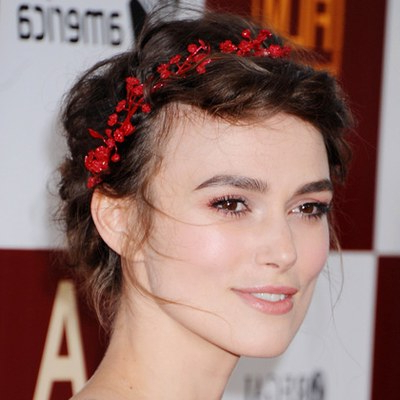 31 Brand New Party Hairstyles To Try | Allure Pertaining To Ethereal Updo Hairstyles With Headband (View 25 of 25)